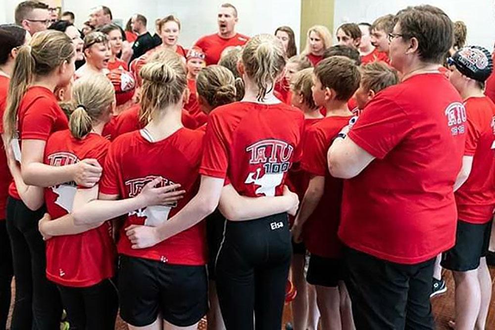 Syksyn 2019 ryhmäjaot ja harjoitusajat