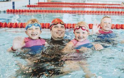 Syksyn 2020 uimakoulujen ilmoittautuminen loppuu 9.8.