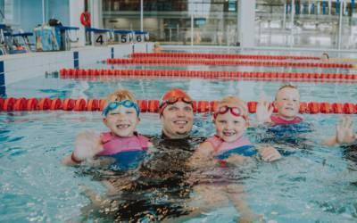 Syksyn uimakoulujen ilmoittautuminen päättyy 4.8.