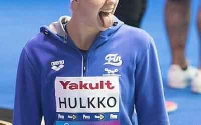 Ida Hulkon SE-uinnille myös FINA:n hyväksyntä – Olympialaisten A-raja nyt taskussa