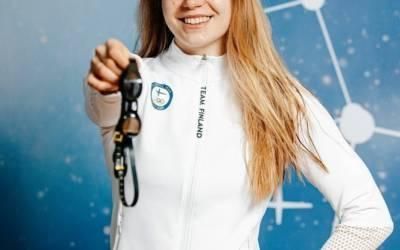 Ida Hulkko nimettiin Tokion olympiajoukkueeseen